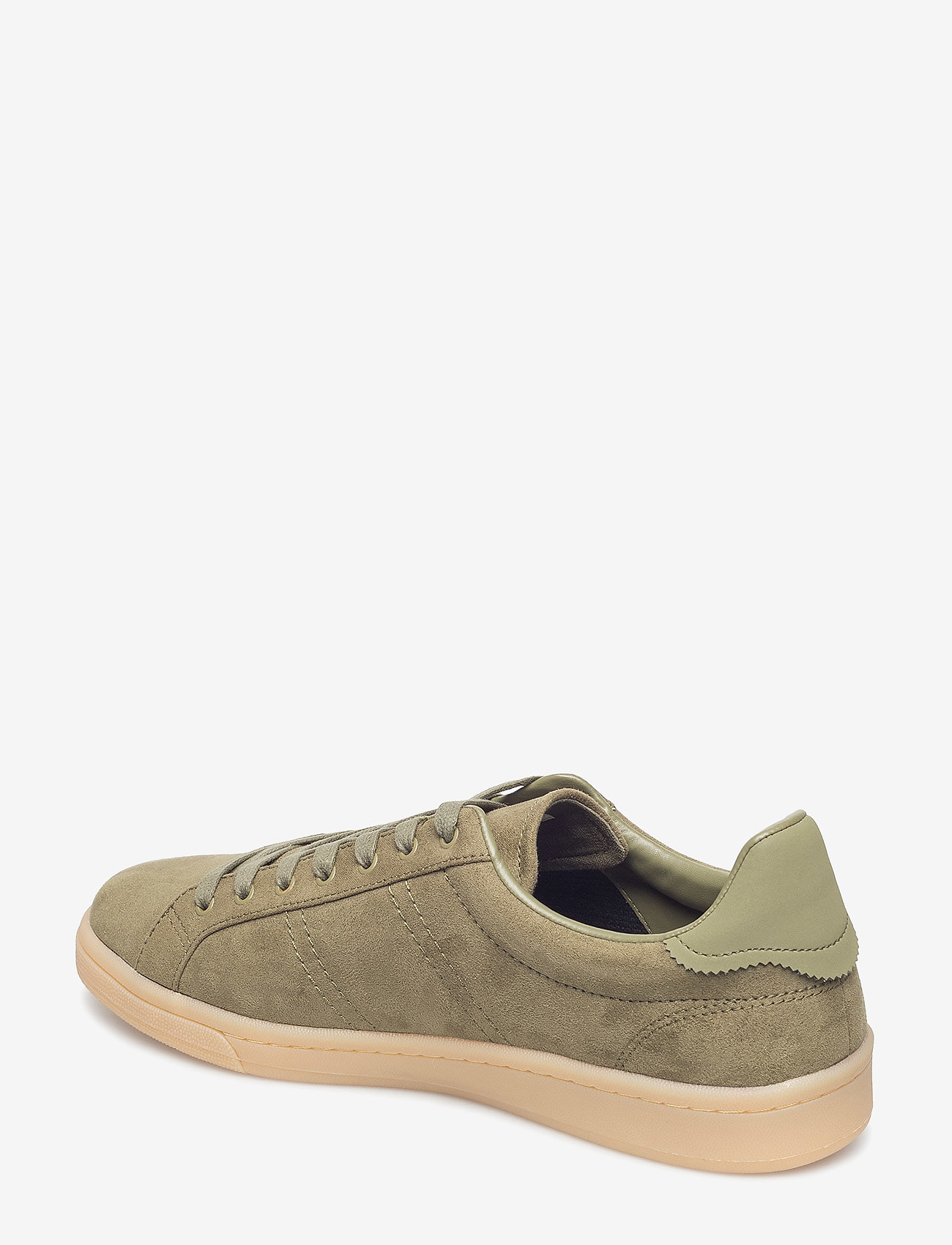 B721 Microfibre (Burnt Olive) - Fred Perry