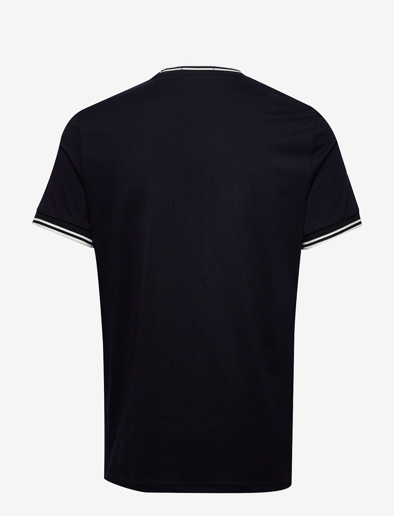 Fred Perry TWIN TIPPED T-SHIRT - T-skjorter NAVY - Menn Klær