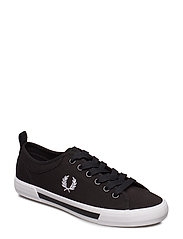 HORTON CANVAS - BLACK/WHITE