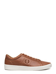 SPENCER WAXED LEATHER - TAN