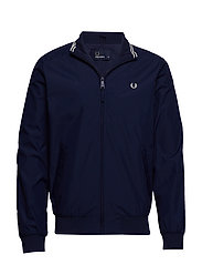 BRENTHAM JACKET - CARBON BLUE