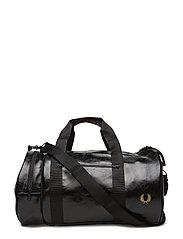 CLASSIC BARREL BAG - BLACK/GOLD