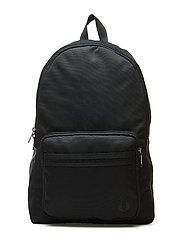 TIPPED BACKPACK - BLACK