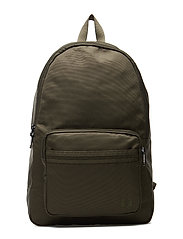 TIPPED BACKPACK - OLIVE