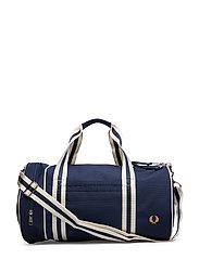 Barrel Bag Skulderveske Blå FRED PERRY
