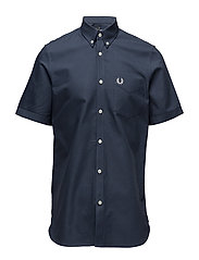 CLASSIC OXFORD SHIRT - DARK AIRFORCE