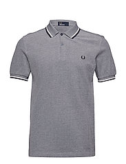 TWIN TIPPED FP SHIRT - CARBON BLUE