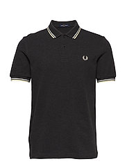 TWIN TIPPED FP SHIRT - CHARCOAL SOL MAR