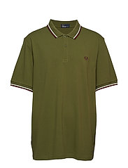 TWIN TIPPED FP SHIRT - CYPRESS