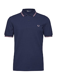 TWIN TIPPED FP SHIRT - DARK CARBON/LILAC