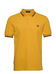 TWIN TIPPED FP SHIRT - GOLD