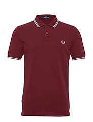 TWIN TIPPED FP SHIRT - PORT