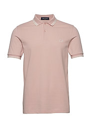 TWIN TIPPED FP SHIRT - SILVERPINK/SNW