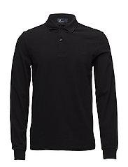 LS Twin Tipped Shirt - G32 BLACK/BLACK