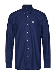 Classic Oxford Shirt - FRENCH NAVY