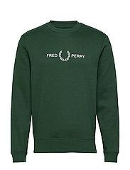 Graphic Sweatshirt - IVY