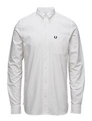 CLASSIC OXFORD SHIRT - 100 WHITE