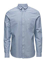 CLASSIC OXFORD SHIRT - 146 LIGHT SMOKE