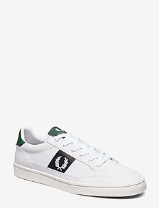 Deuce Leather - WHITE