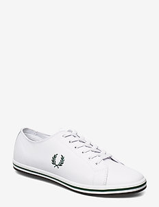 KINGSTON LEATHER - lave sneakers - white