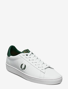SPENCER LEATHER - WHITE