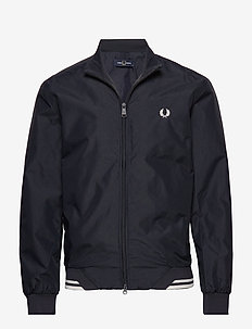 TWIN TIPPED SPORTS JKT - NAVY