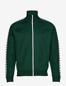 Taped Track Jacket - IVY