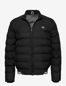 INSULATED JACKET - forede jakker - black