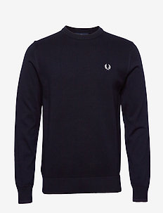 FRONT PANEL JUMPER - NAVY