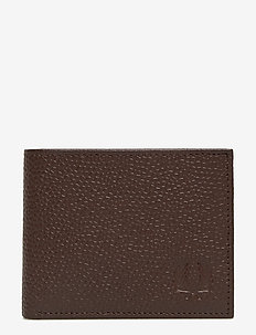 LTH BILLFOLD - DARK BROWN