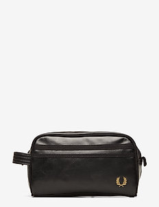 Classic Wash Bag - BLACK