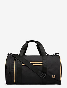 TWIN TIPPED BRL BAG - BLACK/CHAMP.