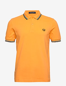 TWIN TIPPED FP SHIRT - kortærmede - modern yellow