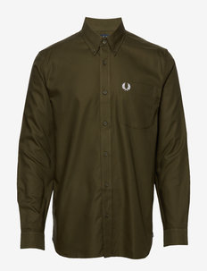 OXFORD SHIRT - DARK THORN