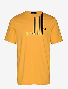 FP GRAPHIC T-SHIRT - GOLD