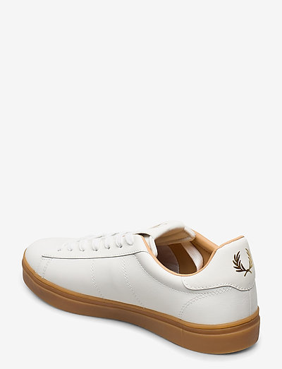 Fred Perry Spencer Vulc Leather- Tennarit Snow White