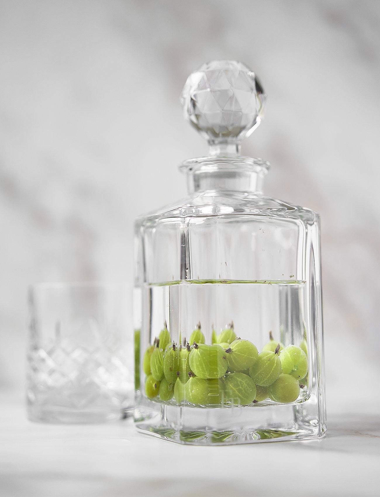 Frederik Bagger - Statement Old Fashioned 70 cl carafe - viinikarahvit - clear - 1
