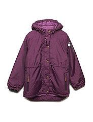 Jacket girl - BORDEAUX