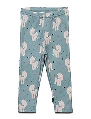 Unicorn leggings baby - MOSS