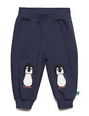 Penguin sweat pants - NAVY