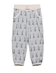 Rabbit pants - PALE GREYMARL
