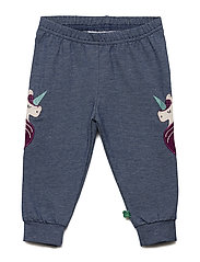 Unicorn denim pants - DENIM
