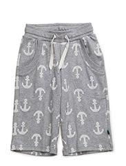 Sailor shorts - PALE GREYMARL
