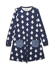 Penguin dress - NAVY