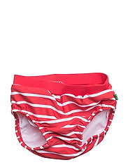 Swim panties - RED