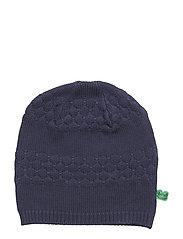 Knit beanie - NAVY