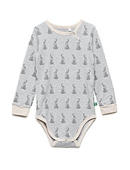 Rabbit body - PALE GREYMARL