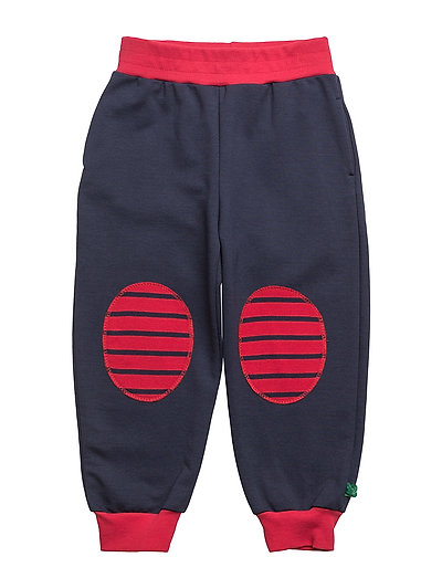 Sweat patch pants baby - NAVY