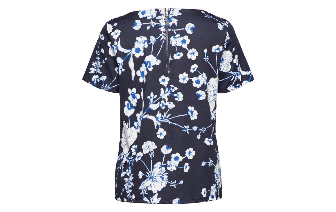 Nanni dahlia 80 Navy Viscose Blazer Mix 17 3 Elastane Polyester quent bl Free RwUO4U