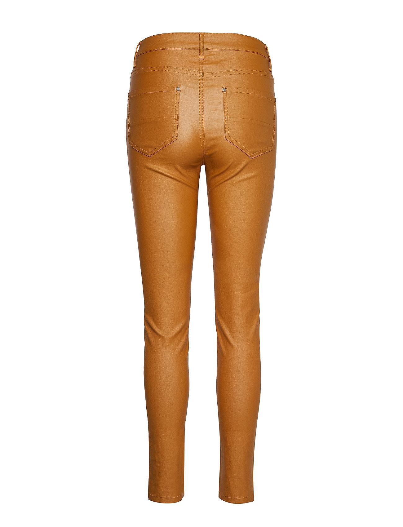 Aida Pa 78 Cooper Smalle Bukser Skinny Pants Brun FREEQUENT